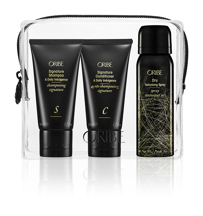 Oribe Hair Care features a collection of high-performance products that deliver on their promises and are unlike anything currently on the market.